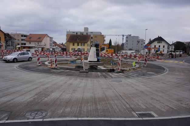 Neue Kernzone Entwicklung: Kreuzplatz Süd.