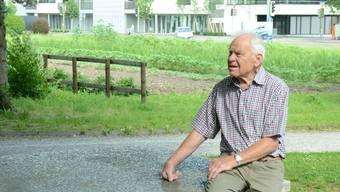 Rückblenden: Schlieremer alt Stadtpräsident Heinrich Meier verstorben
