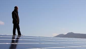 Neue Photovoltaikanlage in Betrieb