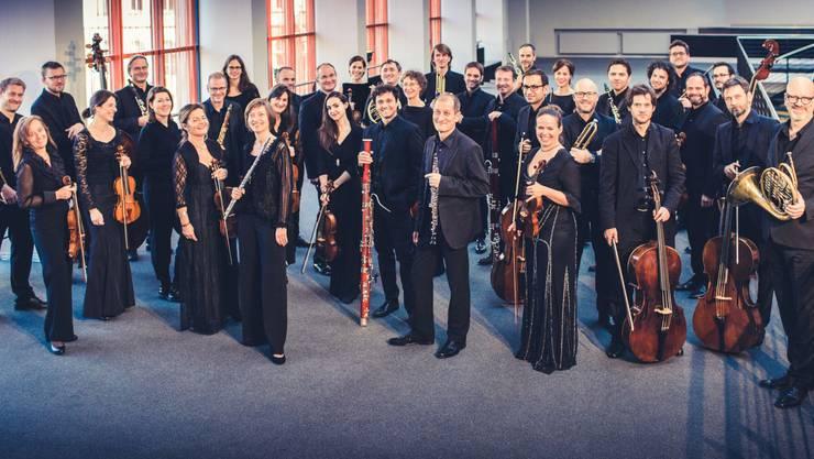 Ausgezeichnet: Das Kammerorchester Basel