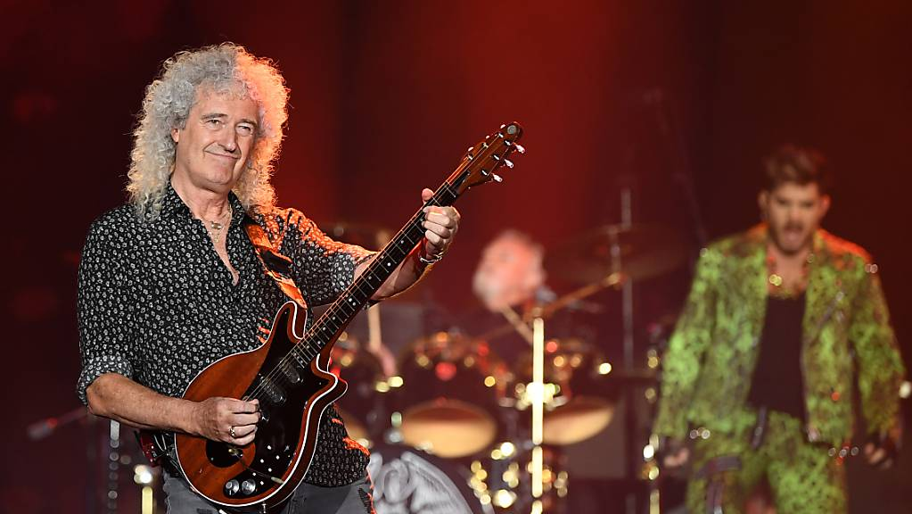 Künstler sind nach Ansicht von Queen-Gitarrist Brian May nicht ganz einfache Menschen.