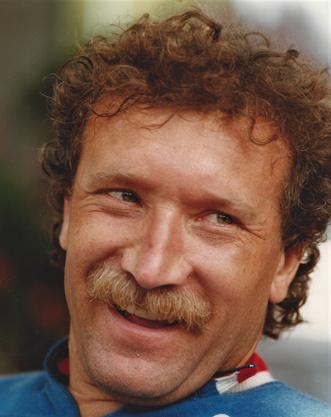 Karl Rietmann Anfang der 1980er: Er überlebte den Oktoberfest-Anschlag leicht verletzt.