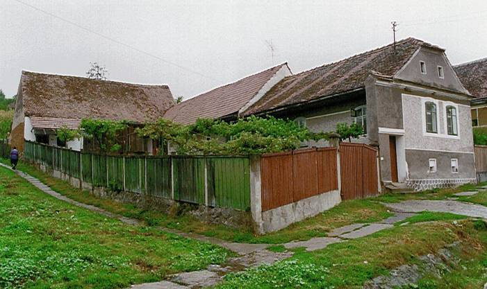 Das ursprüngliche Kinderhaus vor 20 Jahren.