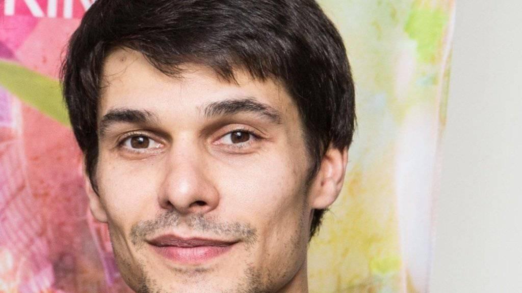 Sergio Da Costa (35) hat mit einem Projekt über eine Einrichtung für verletzte Vögel und arbeitslose Menschen den Dokfilm-Preis des Migros Kulturprozent gewonnen (Pressebild).