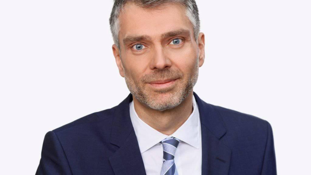 Sandro Brotz übernimmt SRF-«Arena»