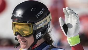 Hat nach 15 Jahren im Weltcup genug: Fabienne Suter
