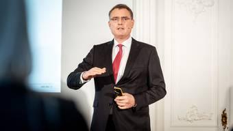 Nationalbank-Chef Thomas Jordan will sich durch das Ausschüttungsmodell keine Limiten vorgeben lassen.