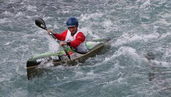 Der Nachwuchsathlet Robin Häfeli war in Italien sehr erfolgreich.