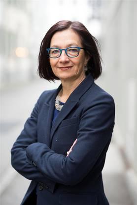 Yvonne Gilli (Grüne/SG)