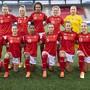Das Schweizer Nationalteam strebt die direkte Qualifikation für die EM-Endrunde 2022 in England an