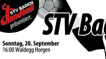 Am Sonntag trifft der STV Baden auf Horgen.