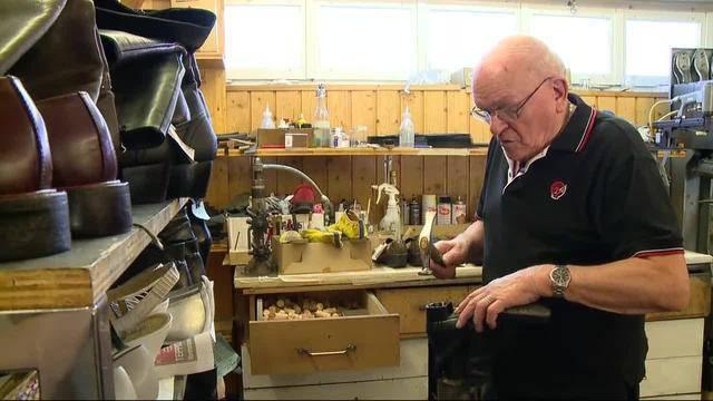 Traditionelle Berufe — Der Schuhmacher