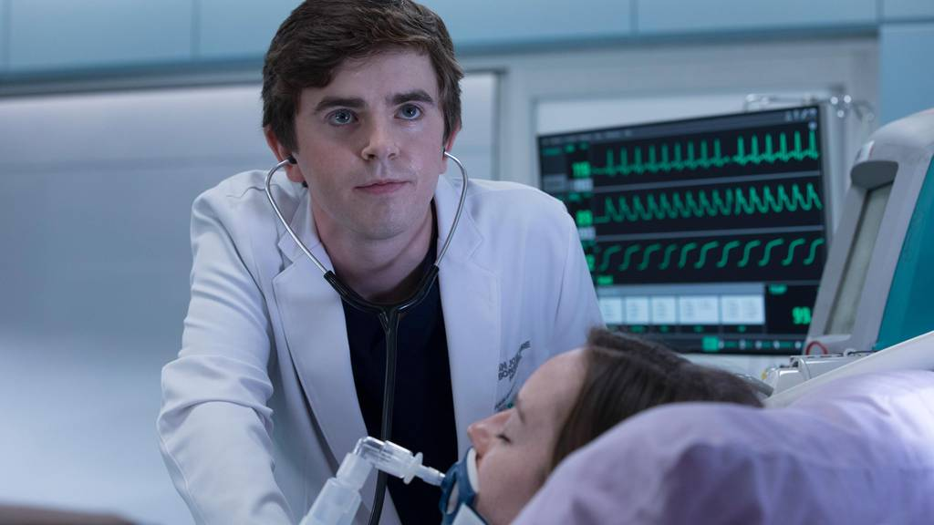 The Good Doctor — 36 Stunden