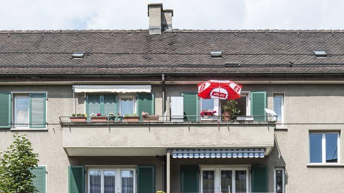 Gemeinnütziger Wohnbau, hier Zürich (Symbolbild).