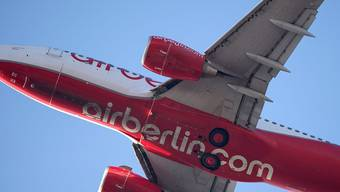 Die Fluglinie Air Berlin will ihre Flotte drastisch schrumpfen. (Archiv)