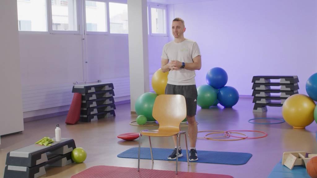 «Gymnastik im Wohnzimmer» vom 31. August 2021