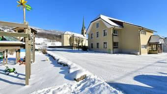 Das Schulhaus Ramiswil wird künftig nur noch für kulturelle Anlässe genutzt.
