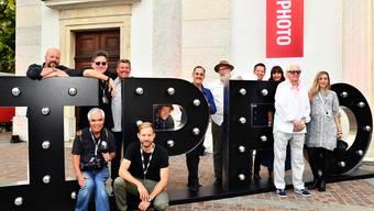 Eröffnungsabend International Photo Festival Olten IPFO 2019