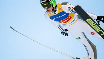 Peter Prevc fliegt in Vikersund allen davon