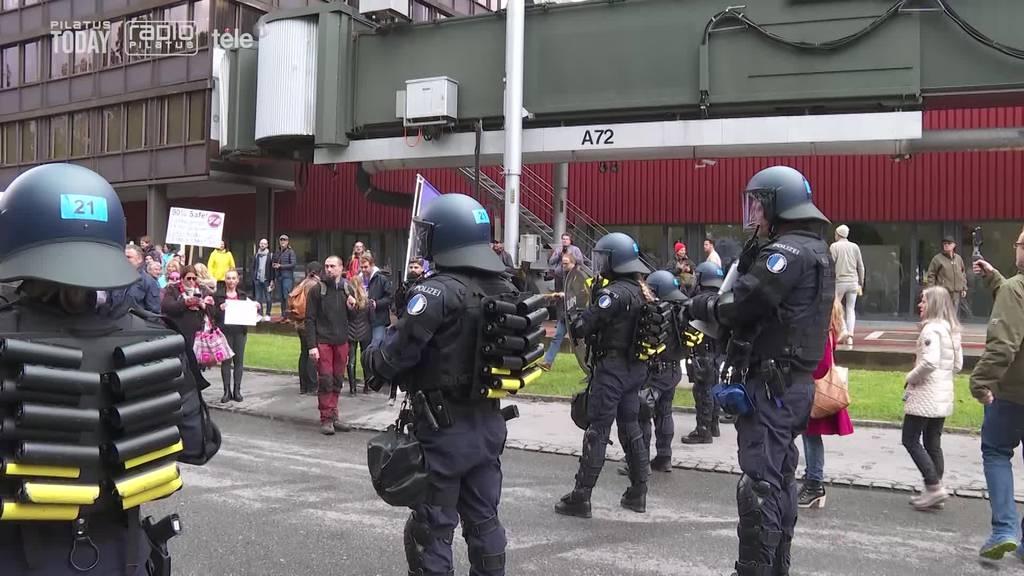 Luzerner Polizei läuft personell auf dem Zahnfleisch