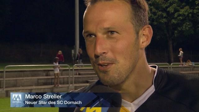 Streller bestreitet erstes Spiel beim SC Dornach