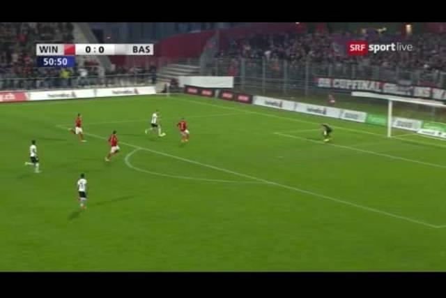 FC Basel penalty entscheid