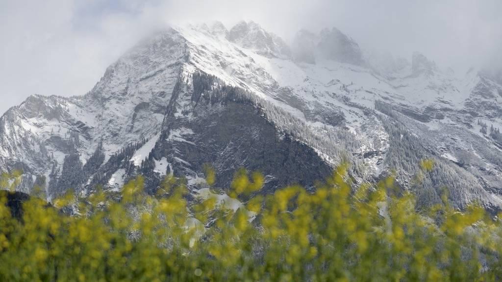 Am Samstag ist ein Berggänger am Falknis abgestürzt. (Archiv)