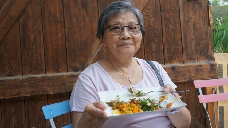 Agnes Santoso, 73, Schlieren