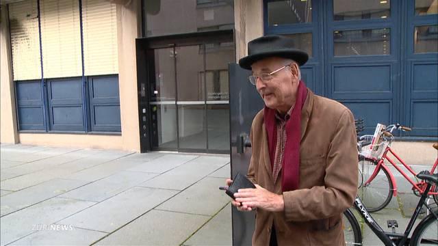 Harald Nägeli beendet vorzeitig Arbeit am Grossmünster