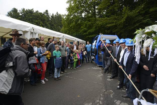 Rund 500 Besucher kamen zum Fest