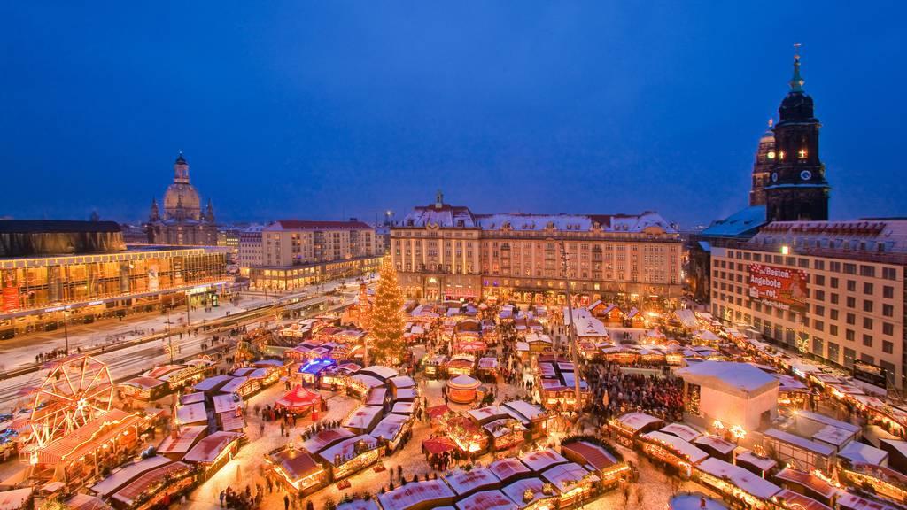 Freizeittipp: Dresden im Advent