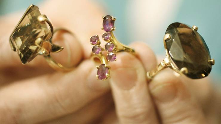 «Gold lässt sich, wie alle anderen Edelmetalle, zu 99,9 Prozent wieder verwerten», sagt Raphael Meyer. (Symbolbild)