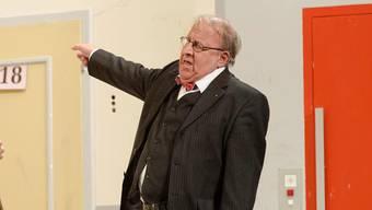 Die Theatergesellschaft Oberentfelden trauert um Beat Unternährer