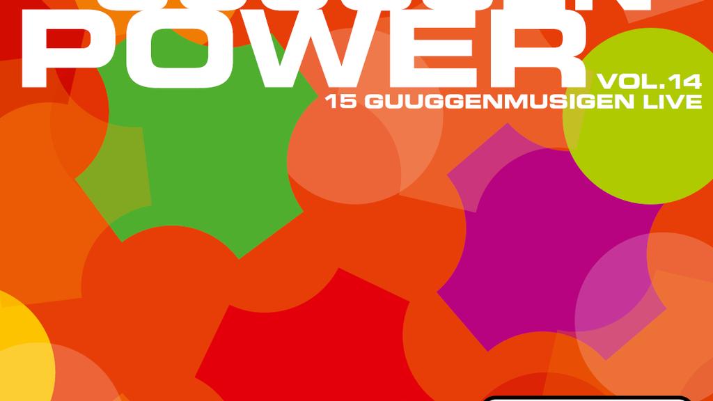 Guuggen Power Vol. 14: Jetzt kaufen!
