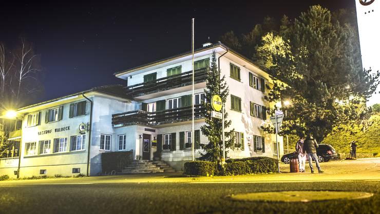 Aus dem Gasthof Waldeck in Muhen wird doch keine Asylunterkunft