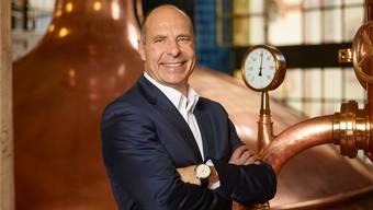 Thomas Amstutz: «Als Vater tabuisiere ich den Alkohol nicht.»