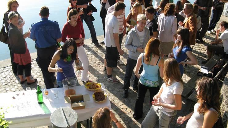 Jungbürgerfeiern werden immer schlechter besucht (Archiv-Bild)