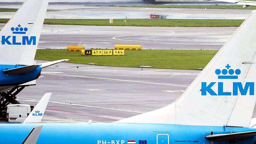 KLM streicht weitere 1000 Stellen