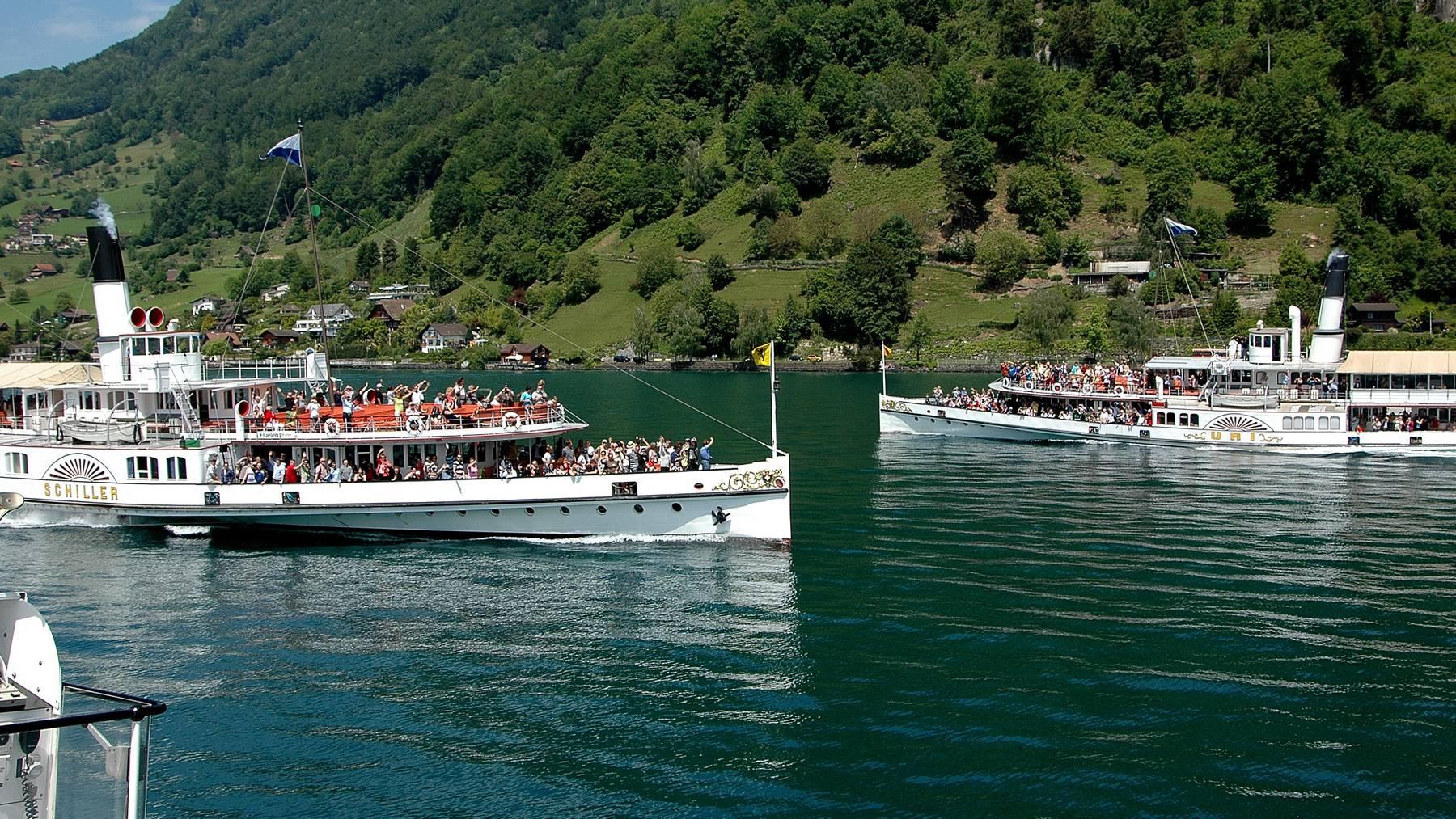 Freizeittip: Alpenwanderung Isenthal und Dampfersinfonie