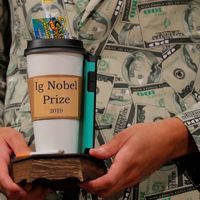 Die etwas anderen Nobelpreise