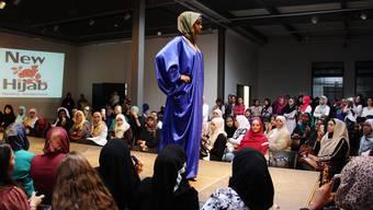 In Dietikon fand die erste «Islamic Fashion Show» der Schweiz statt
