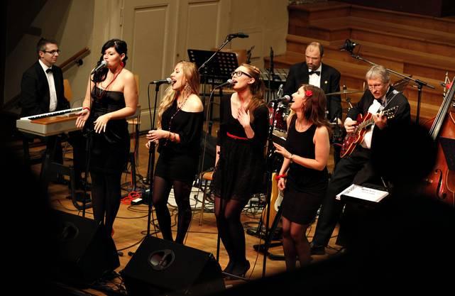 Neujahrskonzert in Solothurn mit - The Ladybirds