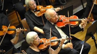 Ein Archivbild aus dem Stadtorchester Solothurn
