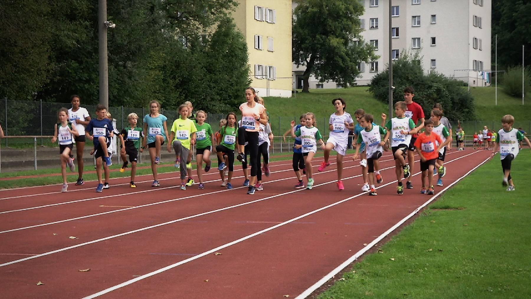 Gestern Dienstag fand ein exklusives Training mit Olympia-Stars statt.