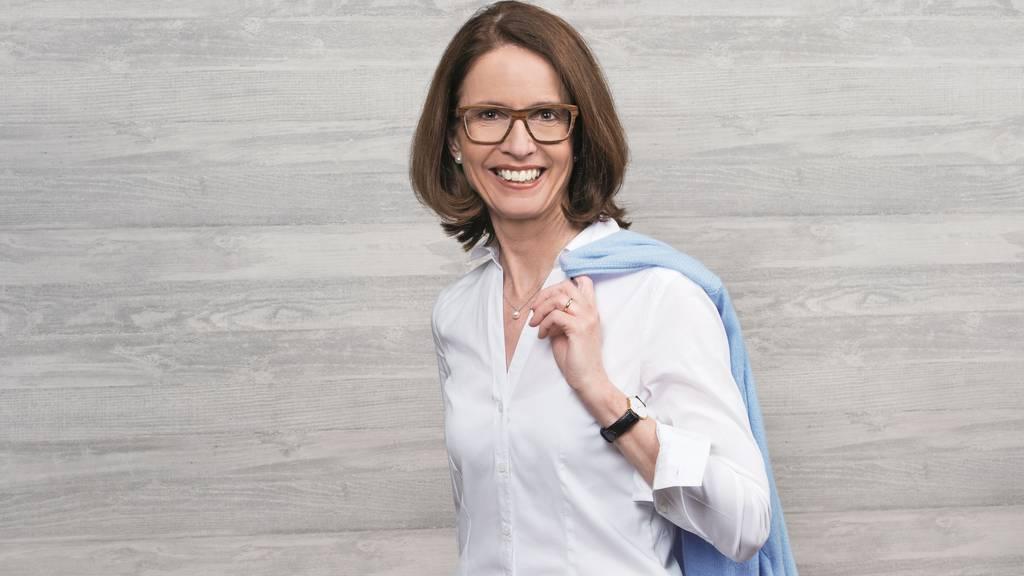 Vincenz-Stauffacher ist jetzt FDP-Frauen-Präsidentin