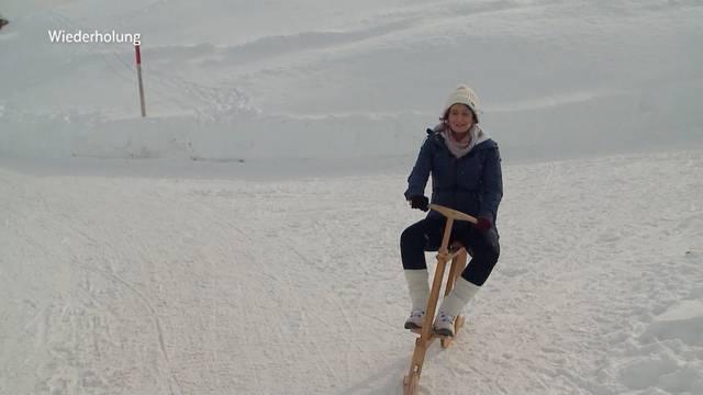 Velogemel-WM in Grindelwald