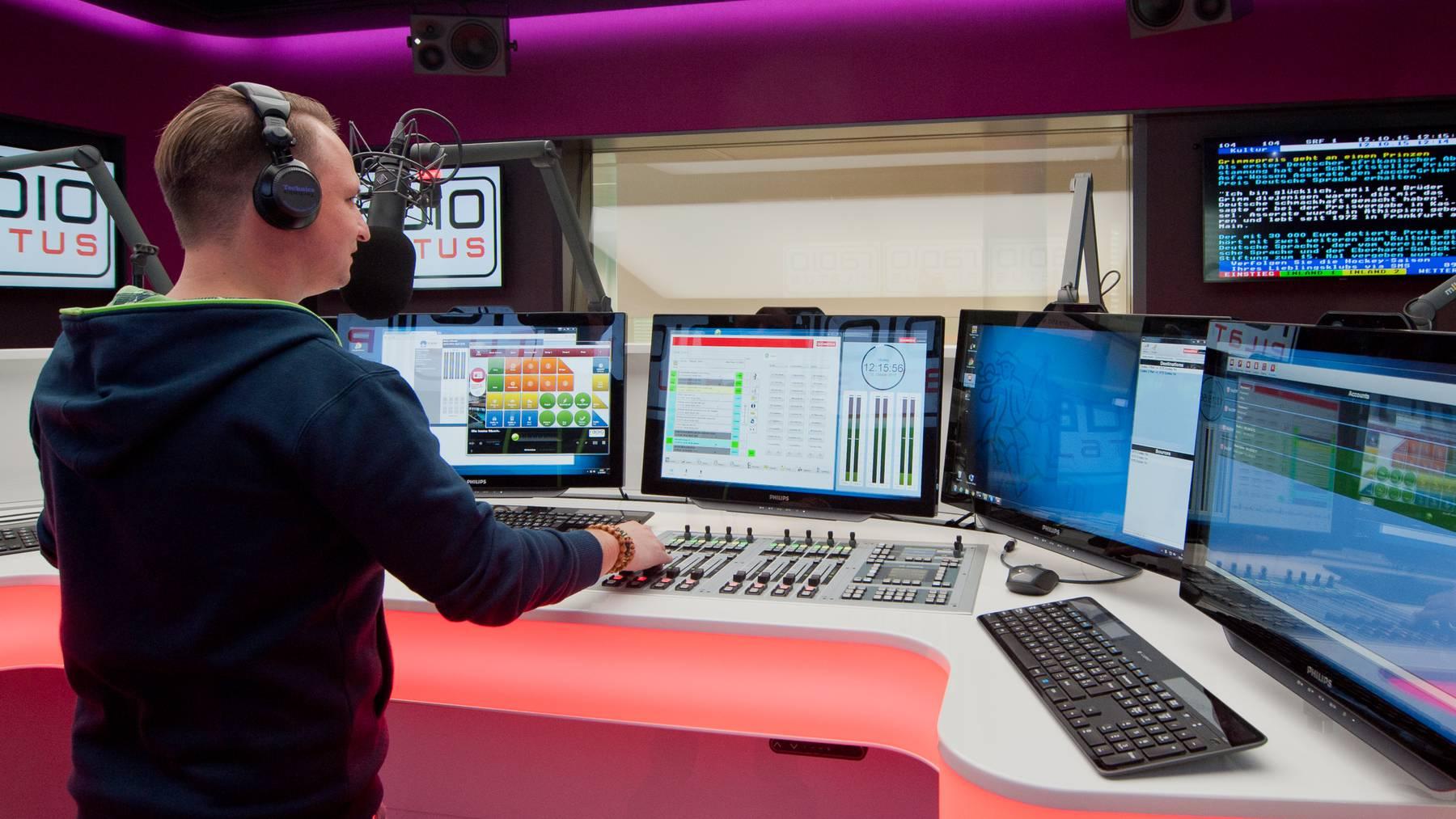 Radio Pilatus bleibt das viertgrösste Privatradio der Schweiz