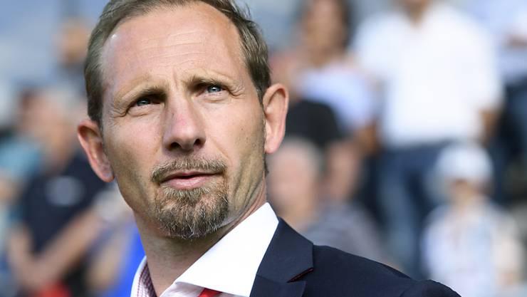 Der Vertrag mit U21-Coach Mauro Lustrinelli wurde verlängert