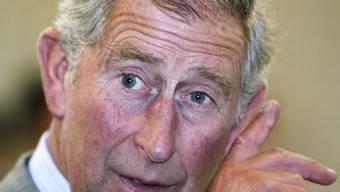 Prinz Charles war gerührt (Archiv)