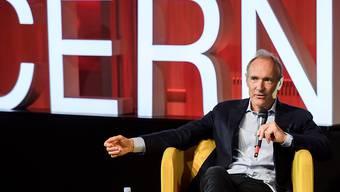 """Nach 30 Jahren sei das World Wide Web """"nicht das Web, das wir wollten"""", sagte WWW-Begründer Sir Tim Berners-Lee im Rahmen der Jubiläumsfeier am Cern."""